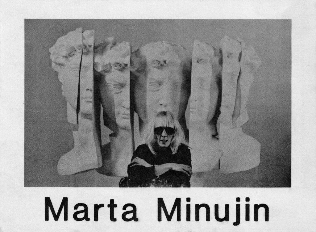 Marta Minujin Minuphone rebuild and restoration